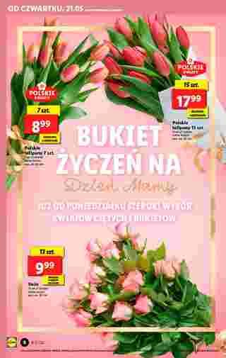 Lidl - gazetka promocyjna ważna od 21.05.2020 do 23.05.2020 - strona 47.