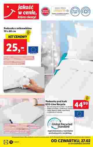 Lidl - gazetka promocyjna ważna od 24.02.2020 do 29.02.2020 - strona 18.