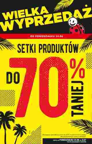 Biedronka - gazetka promocyjna ważna od 24.06.2019 do 06.07.2019 - strona 48.