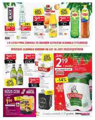 Intermarche - gazetka promocyjna ważna od 01.12.2020 do 07.12.2020 - strona 23.