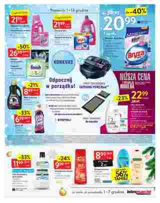 Intermarche - gazetka promocyjna ważna od 01.12.2020 do 07.12.2020 - strona 27.