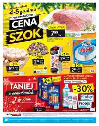Intermarche - gazetka promocyjna ważna od 01.12.2020 do 07.12.2020 - strona 32.