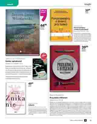 Empik - gazetka promocyjna ważna od 02.10.2019 do 15.10.2019 - strona 15.
