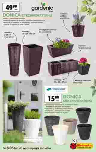 Biedronka - gazetka promocyjna ważna od 23.04.2019 do 08.05.2019 - strona 23.