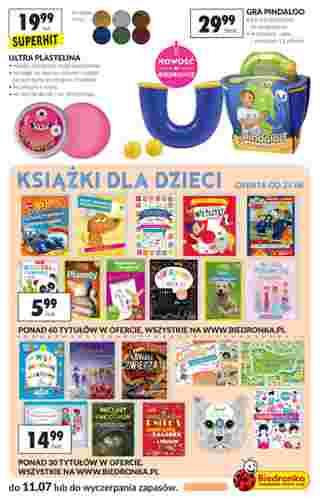 Biedronka - gazetka promocyjna ważna od 25.06.2018 do 07.07.2018 - strona 21.