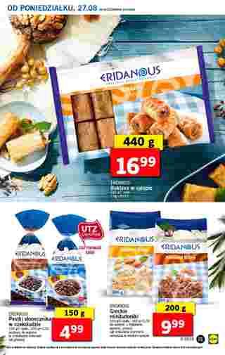 Lidl - gazetka promocyjna ważna od 27.08.2018 do 29.08.2018 - strona 31.