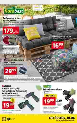 Lidl - gazetka promocyjna ważna od 08.06.2020 do 13.06.2020 - strona 21.