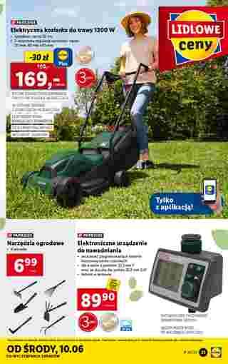 Lidl - gazetka promocyjna ważna od 08.06.2020 do 13.06.2020 - strona 25.