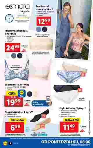 Lidl - gazetka promocyjna ważna od 08.06.2020 do 13.06.2020 - strona 43.