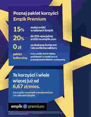 Empik - gazetka promocyjna ważna od 18.09.2019 do 01.10.2019 - strona 95.