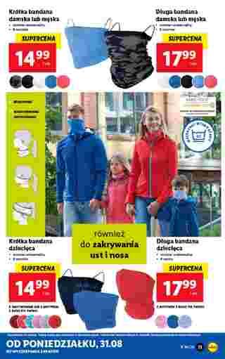 Lidl - gazetka promocyjna ważna od 31.08.2020 do 05.09.2020 - strona 11.