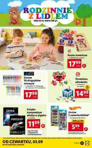 Lidl - gazetka promocyjna ważna od 31.08.2020 do 05.09.2020 - strona 21.