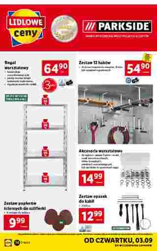 Lidl - gazetka promocyjna ważna od 31.08.2020 do 05.09.2020 - strona 34.