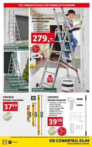 Lidl - gazetka promocyjna ważna od 31.08.2020 do 05.09.2020 - strona 36.