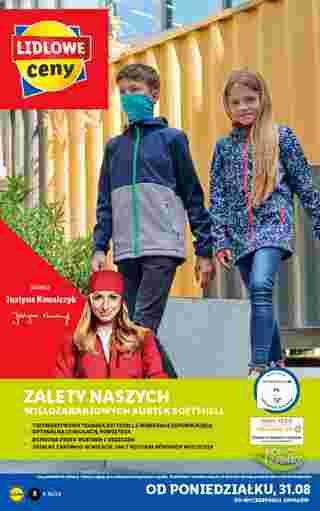 Lidl - gazetka promocyjna ważna od 31.08.2020 do 05.09.2020 - strona 8.