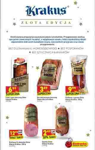 Biedronka - gazetka promocyjna ważna od 19.12.2019 do 24.12.2019 - strona 41.