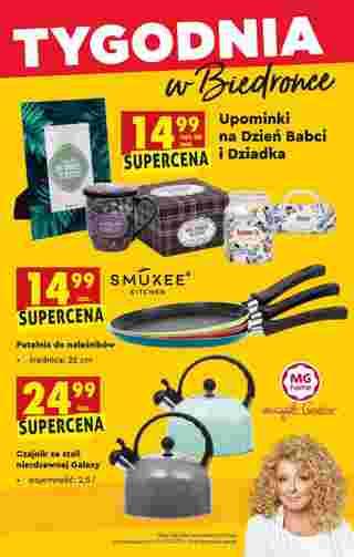 Biedronka - gazetka promocyjna ważna od 11.01.2021 do 16.01.2021 - strona 54.