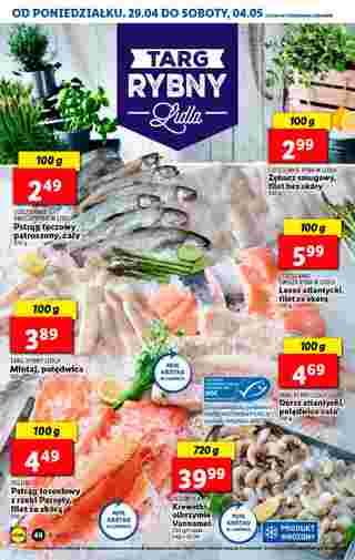 Lidl - gazetka promocyjna ważna od 29.04.2019 do 04.05.2019 - strona 46.