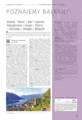 Almatur - gazetka promocyjna ważna od 02.04.2020 do 22.09.2020 - strona 205.