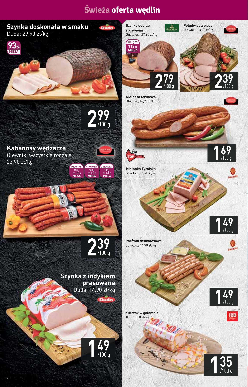 Stokrotka Market - gazetka promocyjna ważna od 30.04.2019 do 08.05.2019 - strona 2.
