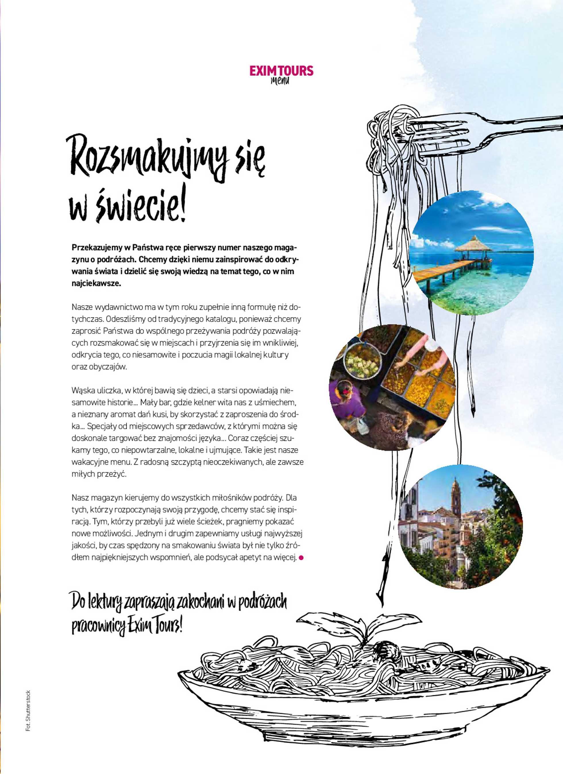 Exim Tours - gazetka promocyjna ważna od 01.03.2020 do 31.05.2020 - strona 3.