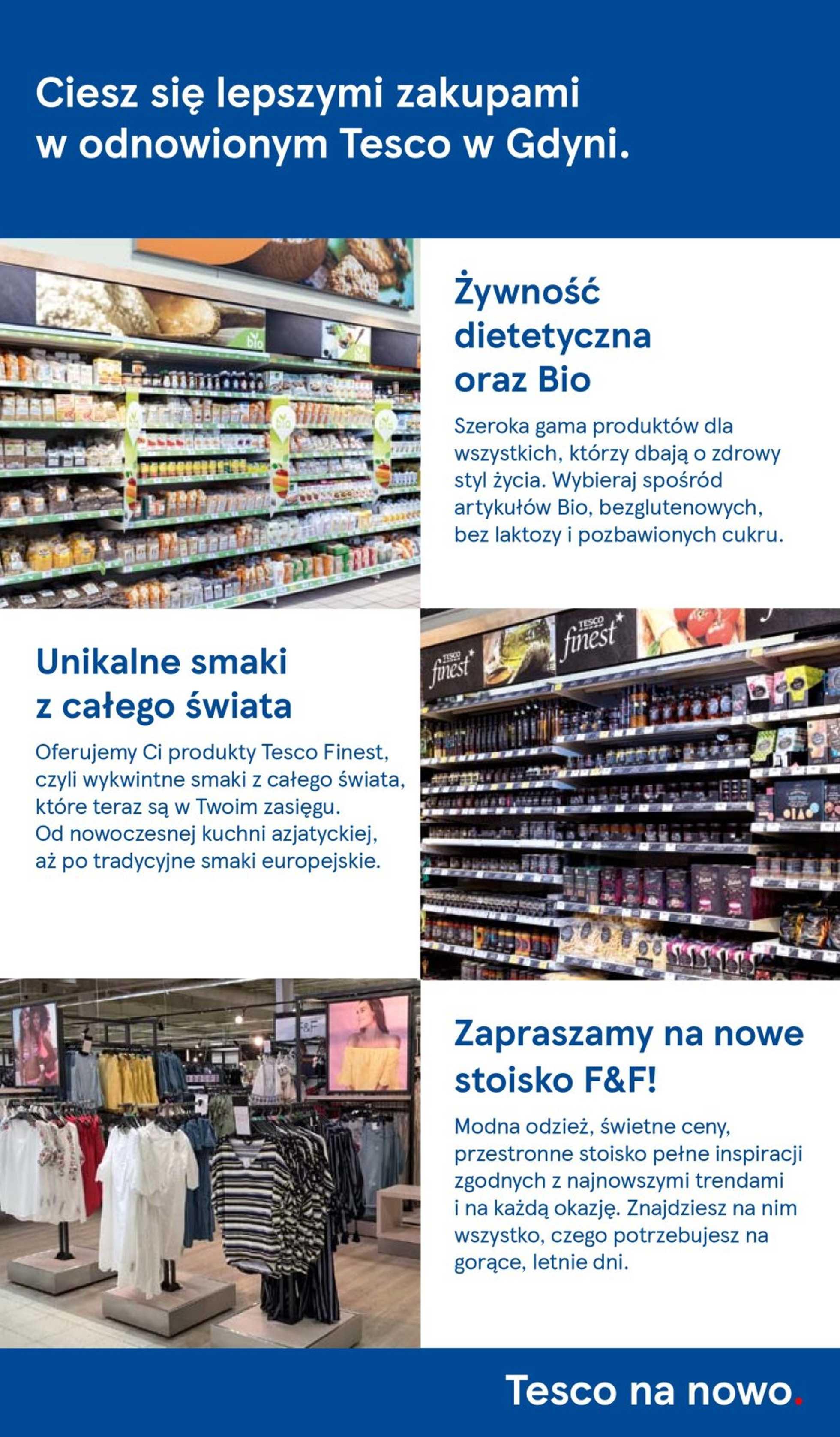 Tesco - gazetka promocyjna ważna od 23.08.2018 do 28.08.2018 - strona 3.