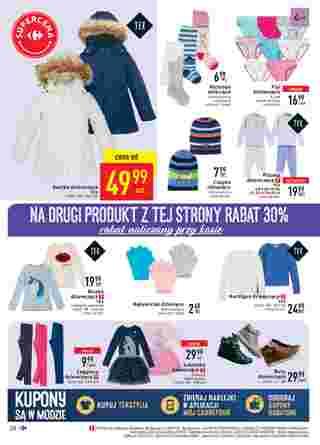 Carrefour - gazetka promocyjna ważna od 21.01.2020 do 01.02.2020 - strona 28.