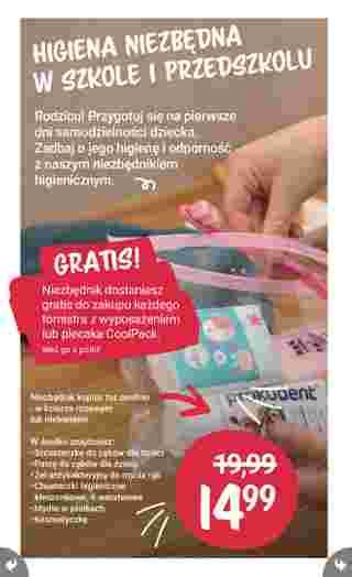 Rossmann - gazetka promocyjna ważna od 01.08.2020 do 15.08.2020 - strona 15.