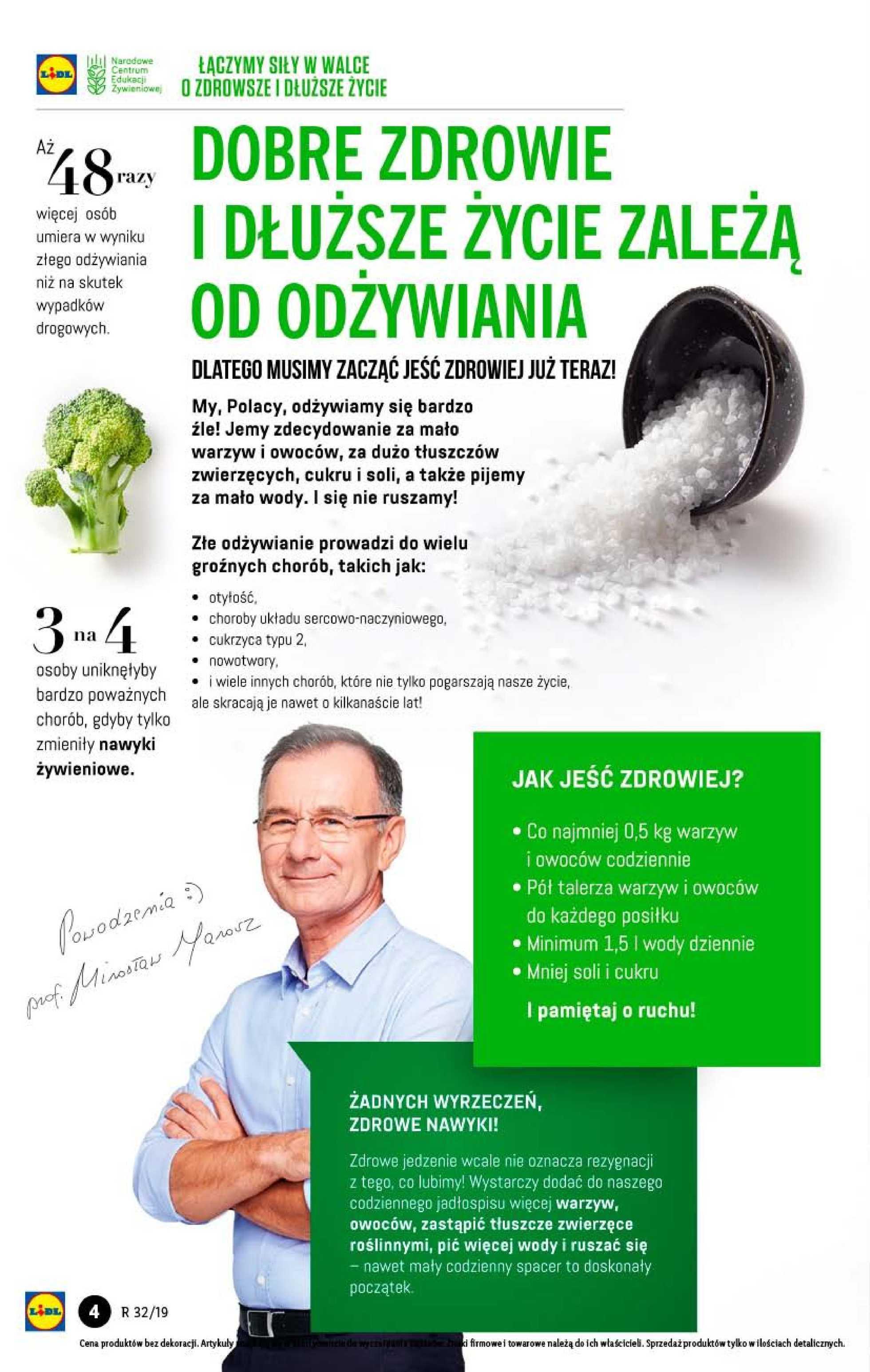 Lidl - gazetka promocyjna ważna od 05.08.2019 do 07.08.2019 - strona 4.