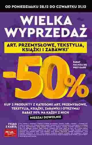 Biedronka - gazetka promocyjna ważna od 28.12.2020 do 02.01.2021 - strona 64.