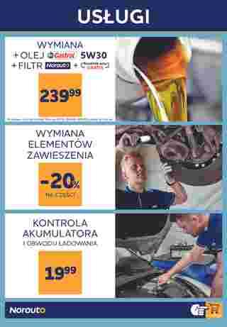 Norauto - gazetka promocyjna ważna od 01.01.2020 do 31.01.2020 - strona 8.