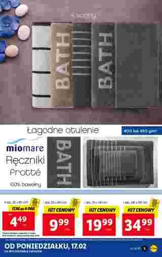Lidl - gazetka promocyjna ważna od 17.02.2020 do 22.02.2020 - strona 5.