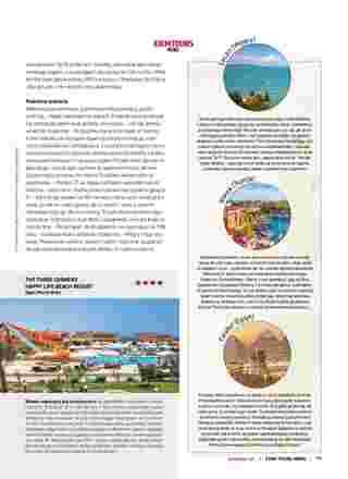 Exim Tours - gazetka promocyjna ważna od 01.03.2020 do 31.05.2020 - strona 79.
