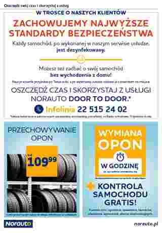 Norauto - gazetka promocyjna ważna od 01.05.2020 do 31.05.2020 - strona 24.