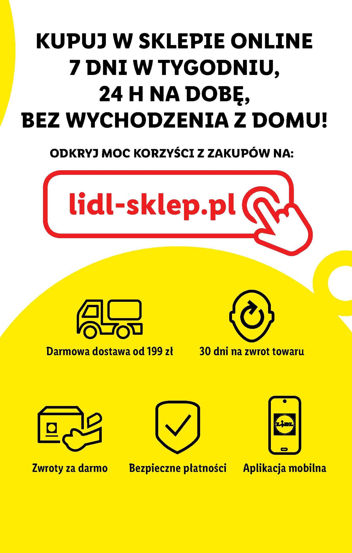 Lidl - gazetka promocyjna ważna od 23.10.2020 do 06.11.2020 - strona 3.