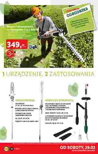 Lidl - gazetka promocyjna ważna od 24.02.2020 do 29.02.2020 - strona 32.