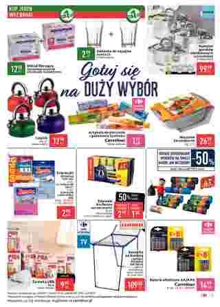 Carrefour Market - gazetka promocyjna ważna od 21.01.2020 do 01.02.2020 - strona 15.