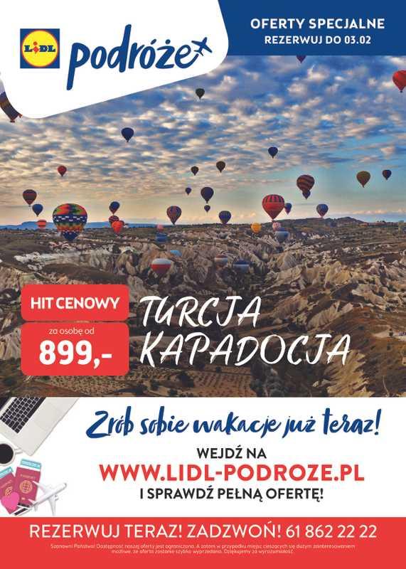 Lidl - gazetka promocyjna ważna od 07.01.2019 do 03.02.2019 - strona 1.