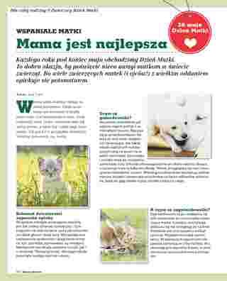 Maxi ZOO - gazetka promocyjna ważna od 05.05.2018 do 31.03.2019 - strona 44.