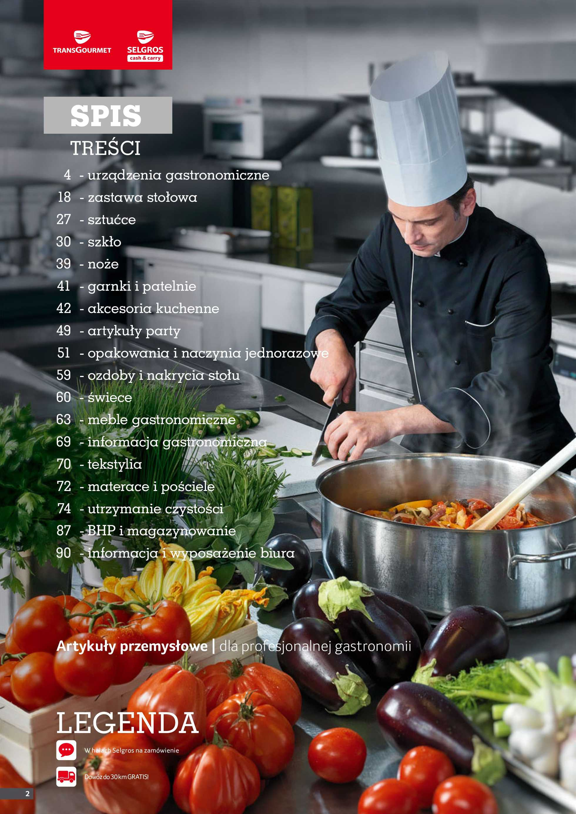 Selgros Cash&Carry - gazetka promocyjna ważna od 01.01.2019 do 31.12.2019 - strona 2.