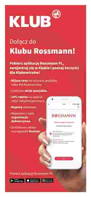 Rossmann - gazetka promocyjna ważna od 08.02.2019 do 17.02.2019 - strona 20.