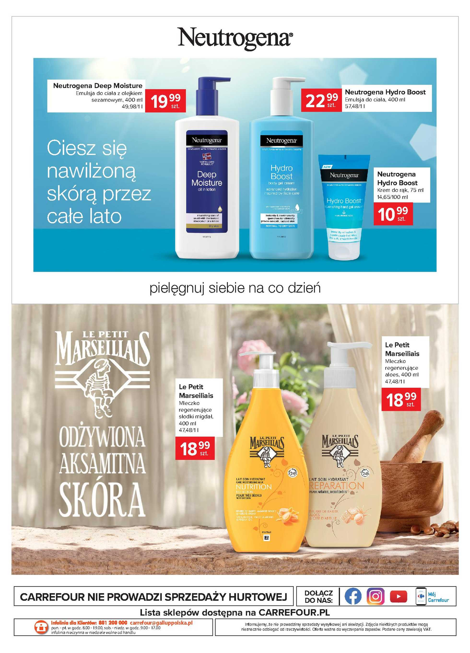 Carrefour - gazetka promocyjna ważna od 29.07.2020 do 10.08.2020 - strona 2.