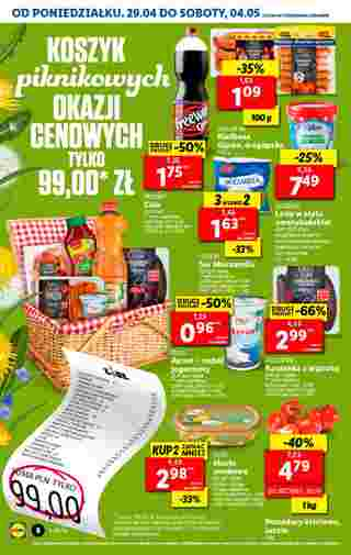 Lidl - gazetka promocyjna ważna od 29.04.2019 do 04.05.2019 - strona 8.