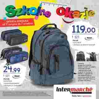 Intermarche - gazetka promocyjna ważna od 04.08.2020 do 07.09.2020 - strona 32.