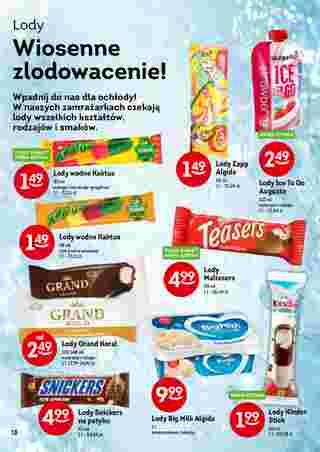 Żabka - gazetka promocyjna ważna od 24.04.2019 do 07.05.2019 - strona 10.