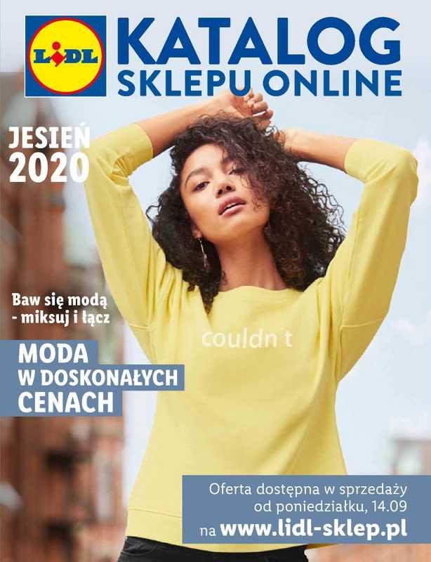 Lidl - gazetka promocyjna ważna od 14.09.2020 do 22.12.2020 - strona 1.