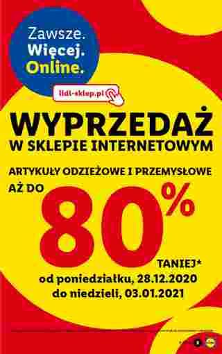 Lidl - gazetka promocyjna ważna od 28.12.2020 do 02.01.2021 - strona 9.