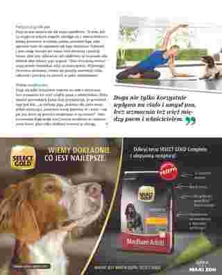 Maxi ZOO - gazetka promocyjna ważna od 01.10.2018 do 31.05.2019 - strona 39.