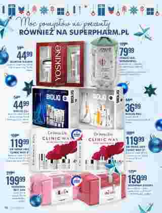Super-Pharm - gazetka promocyjna ważna od 01.12.2020 do 24.12.2020 - strona 10.
