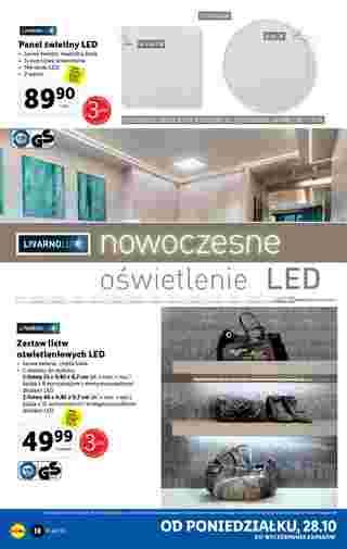Lidl - gazetka promocyjna ważna od 28.10.2019 do 02.11.2019 - strona 18.